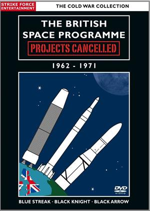 Rent British Space Programme: Projects Cancelled 1962-1971 Online DVD Rental