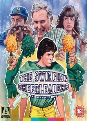 Rent The Swinging Cheerleaders Online DVD Rental