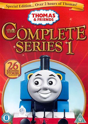 Rent Thomas the Tank Engine and Friends: Series 1 (aka Thomas & Friends: Series 1) Online DVD Rental