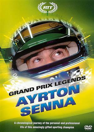 Rent Grand Prix Legends: Ayrton Senna Online DVD Rental