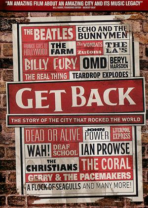 Rent Get Back (aka The City That Rocked the World) Online DVD Rental