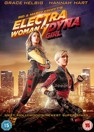 Rent Electra Woman and Dyna Girl Online DVD Rental
