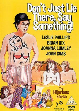 Rent Don't Just Lie There, Say Something! Online DVD & Blu-ray Rental