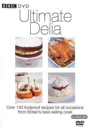Rent Delia Smith: Ultimate Delia Online DVD Rental