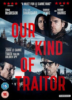 Rent Our Kind of Traitor Online DVD Rental