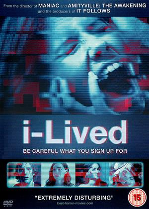 Rent I Lived (aka i-Lived) Online DVD & Blu-ray Rental