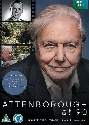 Rent Attenborough at 90 (aka Attenborough at 90: Behind the Lens) Online DVD Rental