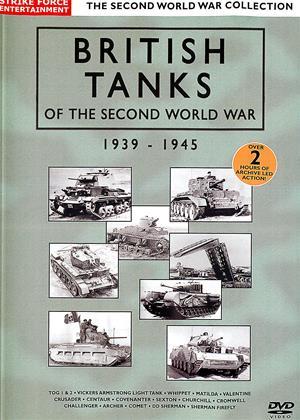 Rent British Tanks of the Second World War (aka World War II Documentary: British Tanks of the Second World War 1939-1945) Online DVD Rental