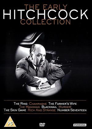 Rent The Manxman Online DVD Rental