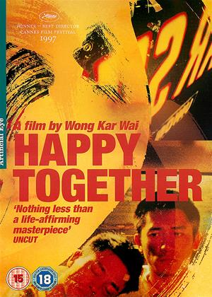 Rent Happy Together (aka Chun gwong cha sit) Online DVD Rental