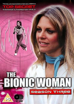 Rent The Bionic Woman: Series 3 Online DVD Rental