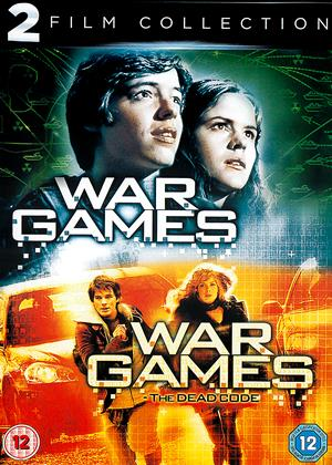 Rent WarGames / WarGames 2: The Dead Code Online DVD Rental