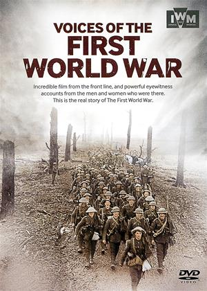 Rent Voices of the First World War Online DVD Rental