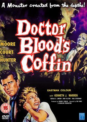 Rent Doctor Blood's Coffin Online DVD Rental