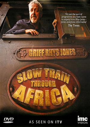 Rent Slow Train Through Africa (aka Griff Rhys Jones: Slow Train Through Africa) Online DVD Rental