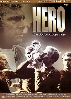 Rent Hero: The Bobby Moore Story Online DVD Rental