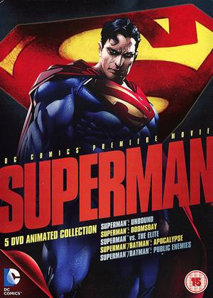 Rent Superman vs. the Elite Online DVD Rental