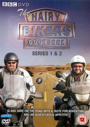 Rent The Hairy Biker's Cookbook: Series 1 and 2 Online DVD Rental