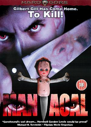 Rent Maniacal Online DVD Rental