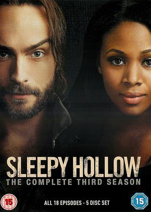 Rent Sleepy Hollow: Series 3 Online DVD Rental