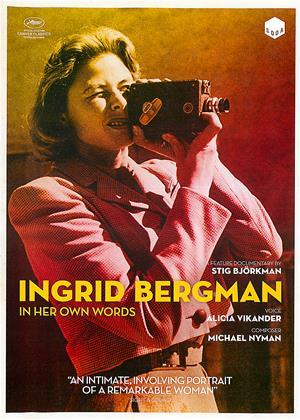 Rent Ingrid Bergman: In Her Own Words (aka Jag är Ingrid) Online DVD Rental