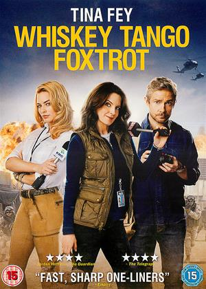 Rent Whiskey Tango Foxtrot Online DVD & Blu-ray Rental