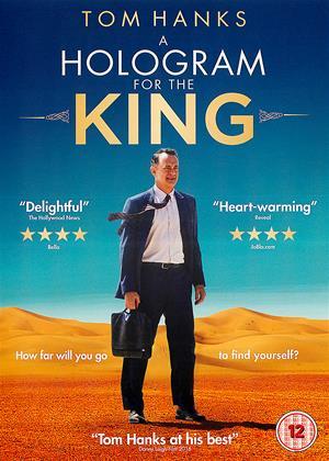 A Hologram for the King Online DVD Rental