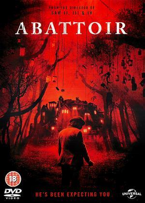 Rent Abattoir Online DVD Rental