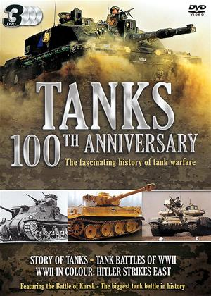 Rent Tanks: 100th Anniversary Online DVD Rental