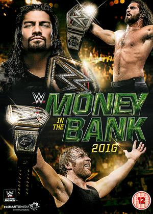 WWE: Money in the Bank 2016 Online DVD Rental