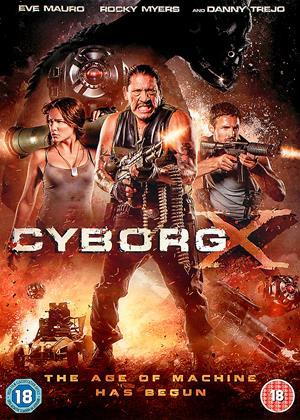 Rent Cyborg X Online DVD Rental