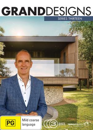 Rent Grand Designs: Series 13 Online DVD Rental