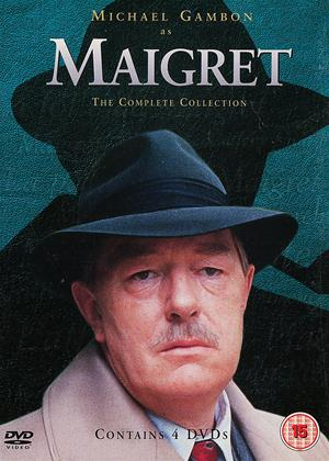 Rent Maigret: The Complete Series Online DVD & Blu-ray Rental