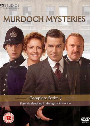 Rent Murdoch Mysteries: Series 3 Online DVD Rental