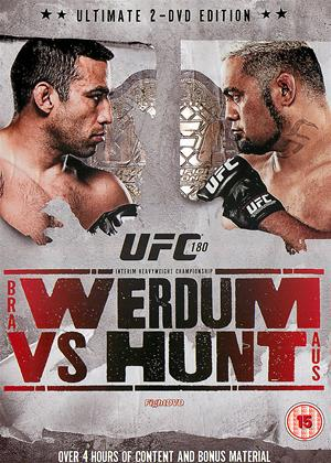 Rent UFC 180: Werdum vs. Hunt Online DVD Rental