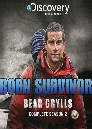 Rent Bear Grylls: Born Survivor: Series 2 Online DVD Rental