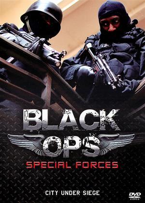 Rent Black Ops Special Forces: City Under Siege Online DVD Rental