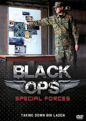 Rent Black Ops Special Forces: Taking Down Bin Laden Online DVD Rental