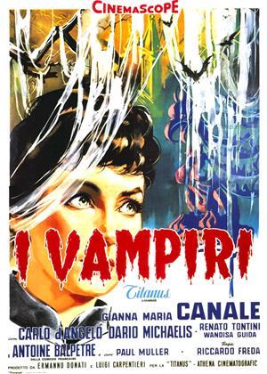 Rent The Devil's Commandment (aka Lust of the Vampire / I vampiri) Online DVD Rental