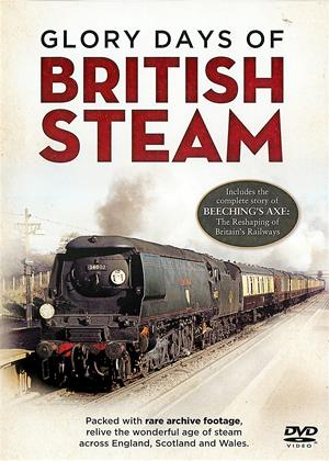 Glory Days of British Steam Online DVD Rental