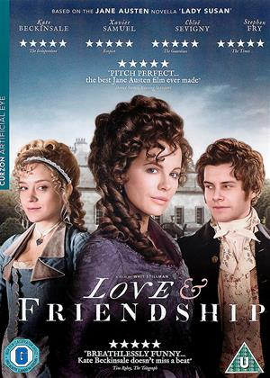 Rent Love and Friendship (aka Lady Susan) Online DVD & Blu-ray Rental