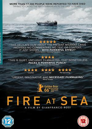 Rent Fire at Sea (aka Fuocoammare) Online DVD Rental