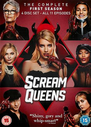 Rent Scream Queens: Series 1 Online DVD & Blu-ray Rental