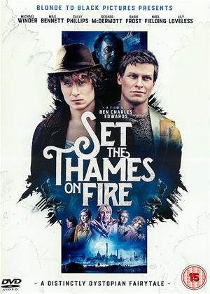 Rent Set the Thames on Fire Online DVD Rental