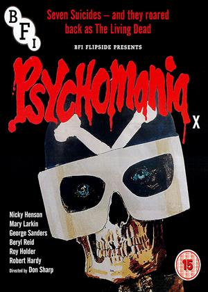 Rent Psychomania (aka The Death Wheelers) Online DVD Rental