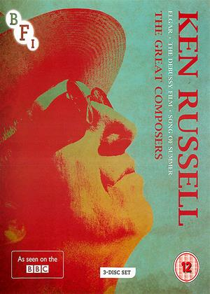 Rent Ken Russell: The Great Composers (aka Elgar / The Debussy Film / Song of Summer) Online DVD Rental