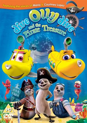 Rent Dive Olly Dive and the Pirate Treasure Online DVD Rental
