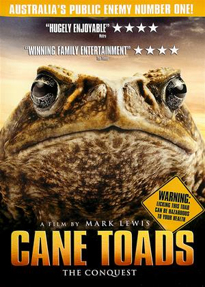 Rent Cane Toads: The Conquest Online DVD & Blu-ray Rental