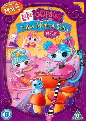 Rent Lala-Oopsies: A Sew Magical Tale (aka Lala-Oopsies: A Sew Magical Tale: The Movie) Online DVD Rental