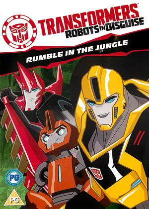 Rent Transformers: Robots in Disguise: Rumble in the Jungle Online DVD Rental